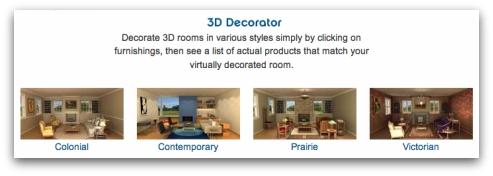 3D-Decorator